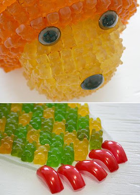 Creativity With GummyBear (6) 5