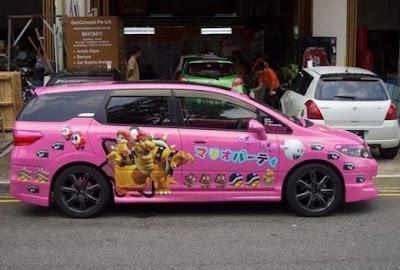 Mariomobil - Car Art (12) 7