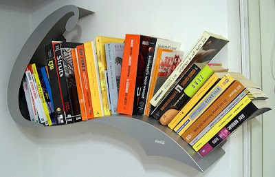 Creative and Stylish Bookshelf and Bookcase Designs- Part: 3 (10) 10