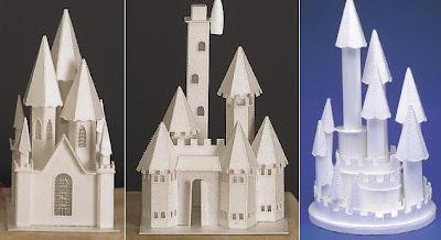 Styrofoam Castles