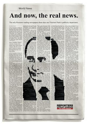Creative Advertisements Of Reporters Without Borders (7) 5