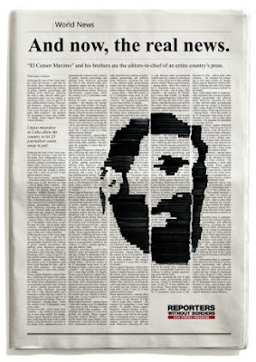 Creative Advertisements Of Reporters Without Borders (7) 2