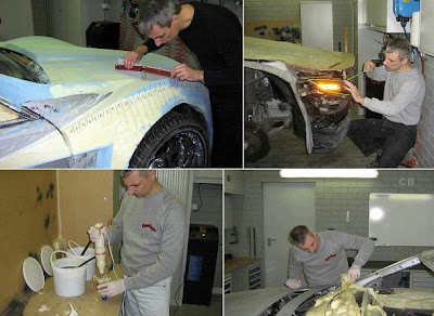 Making Of The Car From Nothing (7) 4
