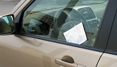 Ads Using Parking Tickets (3) 3