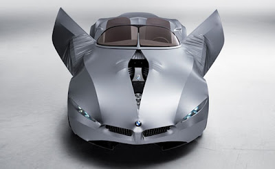 BMW Gina Visionary Model concept car (5) 4