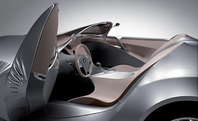BMW Gina Visionary Model concept car (5) 5
