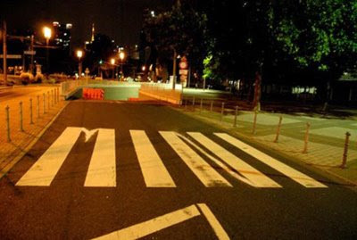 Zebra Crossing Advertisements (13) 11
