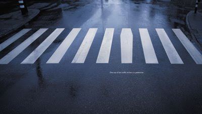 Zebra Crossing Advertisements (13) 12