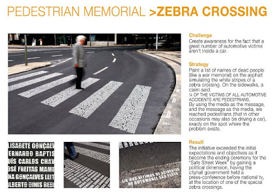 Zebra Crossing Advertisements (13) 1