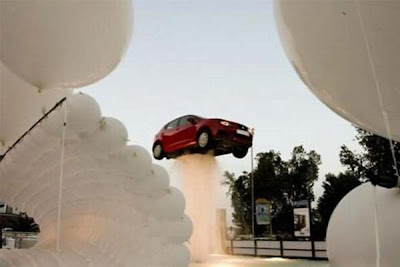 Car fountain (3) 1