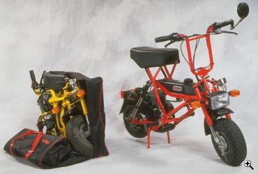 Folding Motorbike