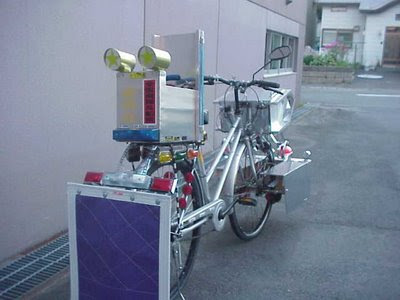 Dekochari - Japanese Art Bike (11) 7