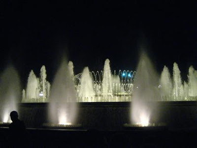 Montjuic's Magic Fountain (11) 11