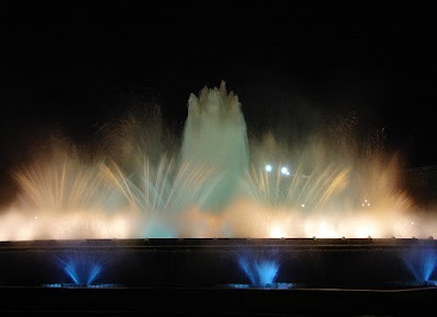 Montjuic's Magic Fountain (11) 7