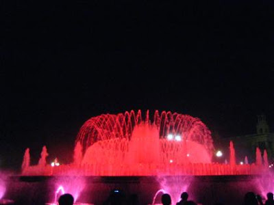 Montjuic's Magic Fountain (11) 10