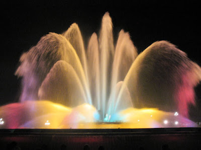 Montjuic's Magic Fountain (11) 4