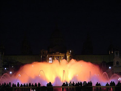 Montjuic's Magic Fountain (11) 6