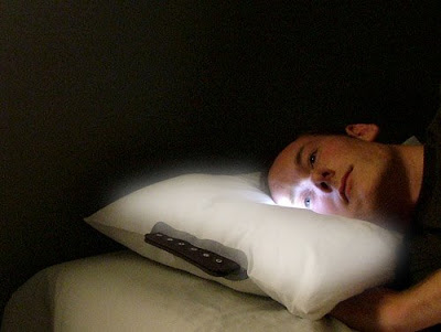 Glo Pillow Brightens To Wake You