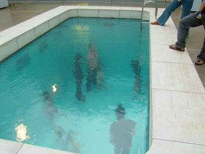Swimming Pool Installation In 21st Century Museum Of Art Of Kanazawa (7) 1