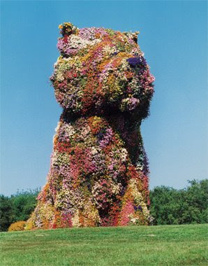 Puppy, The Topiary Dog By Jeff Koons (6) 3