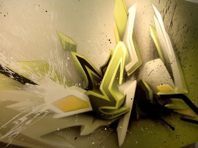 3D - Graffiti (11) 1
