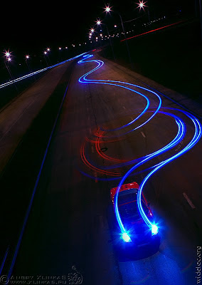 Amazing Light Trail Photographs (11) 7