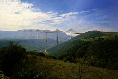 The Tallest Vehicular Bridge In The World - The Millau Viaduct (11) 7