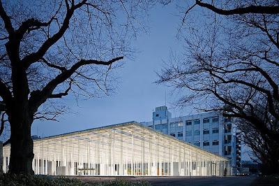 Junya Ishigami's Kanagawa Institute Of Technology University Project Space (6) 1