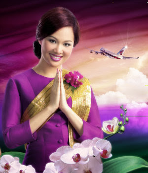 The Charm Of The Planes Air Hostesses (4)