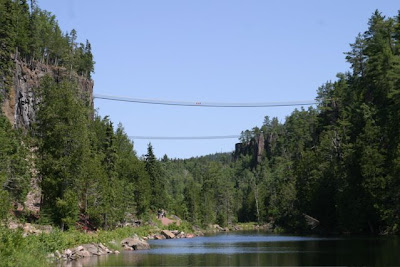Canada's Longest Footbridge
