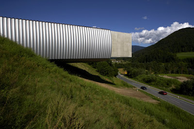 Museum Liaunig by Austrian architects Querkraft (4) 2