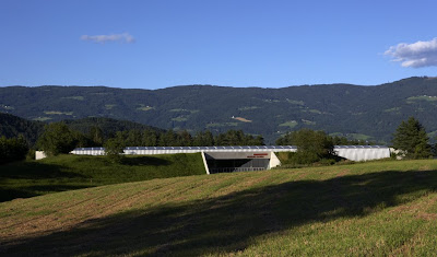 Museum Liaunig by Austrian architects Querkraft (4) 4