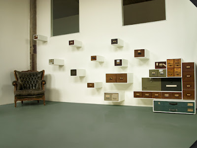 Drawers On The Wall (4) 1