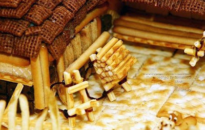 Biscuit Buildings And Sculptures (8) 4