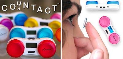 Countact Lens Case (2) 1