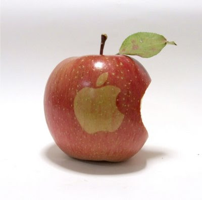 Apple Logo On Apple Tree (6) 1
