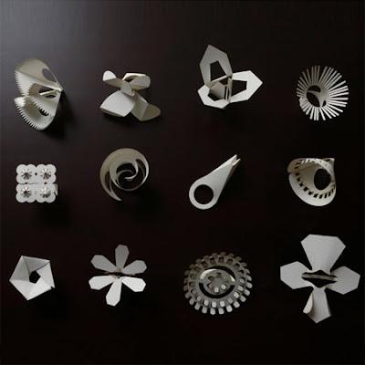 Paper Rings (5) 2
