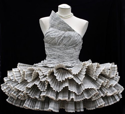 Paper Dress