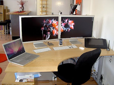 Computer Workstation Setups (6) 4