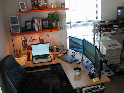 Computer Workstation Setups (6) 1