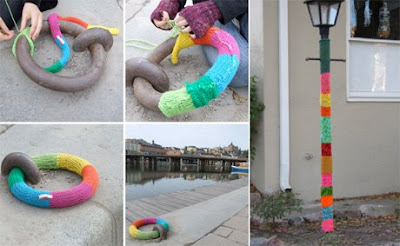 Creative and Cool Knitting Art Creations (35) 7