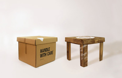 Creative Cardboard Furniture Designs (20) 5