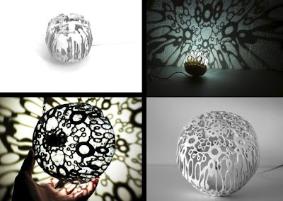 Creative Lamps and Unusual Light Designs (20) 9