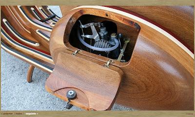 Wooden Vespa (5) 4