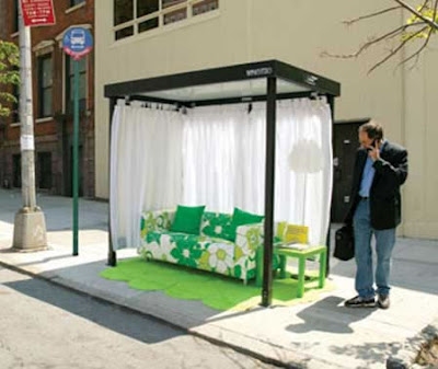Creative and Cool Bus Stops - Part 2 (30) 5