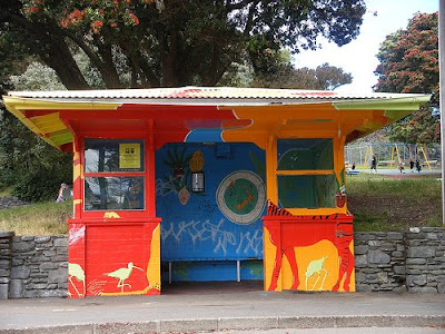 Creative and Cool Bus Stops - Part 2 (30) 26
