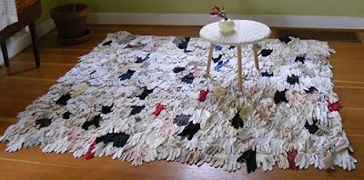 Carpet Of Gloves (2) 1
