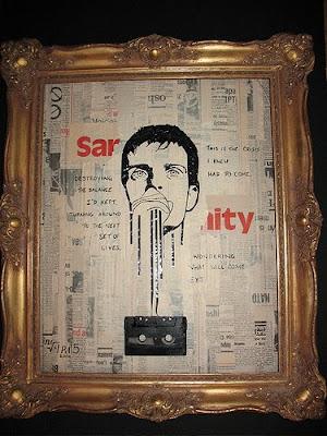 Cassette Tape Portraits (3) 2