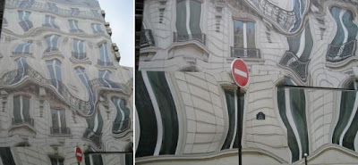 Wavy Building