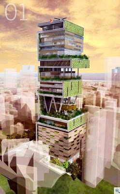 Residence Antilia